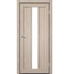 """Межкомнатные двери ART 05-04. Пленка ПВХ. Фабрика """"Art Door"""". Цвет беленый дуб"""