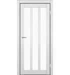 """Межкомнатные двери ART 06-02. Пленка ПВХ. Фабрика """"Art Door"""". Цвет белый"""