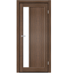 """Межкомнатные двери ART 06-04. Пленка ПВХ. Фабрика """"Art Door"""". Цвет зебрано"""
