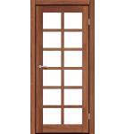 """Межкомнатные двери RTR 06. Пленка ПВХ. Фабрика """"Art Door"""". Цвет венге"""