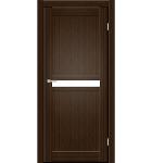 """Межкомнатные двери ART 07-04. Пленка ПВХ. Фабрика """"Art Door"""". Цвет зебрано"""