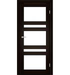 """Межкомнатные двери CTD 112. Пленка ПВХ. Фабрика """"Art Door"""". Цвет беленый дуб"""
