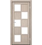 """Межкомнатные двери RTR 12. Пленка ПВХ. Фабрика """"Art Door"""". Цвет беленый дуб"""