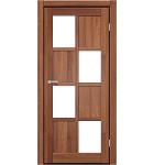 "Межкомнатные двери RTR 13. Пленка ПВХ. Фабрика ""Art Door"". Цвет каштан"