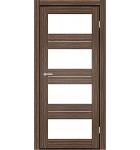 """Межкомнатные двери M 302. Пленка ПВХ. Фабрика """"Art Door"""". Цвет металлик"""