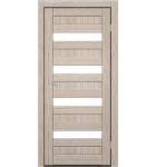 """Межкомнатные двери CTD 313. Пленка ПВХ. Фабрика """"Art Door"""". Цвет зебрано"""