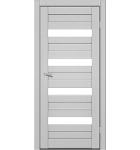 """Межкомнатные двери CTD 313. Пленка ПВХ. Фабрика """"Art Door"""". Цвет металлик"""