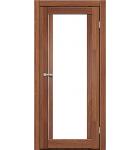 """Межкомнатные двери M 602. Пленка ПВХ. Фабрика """"Art Door"""". Цвет Дуб капучино"""