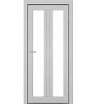 "Межкомнатные двери M 802. Пленка ПВХ. Фабрика ""Art Door"". Цвет каштан"