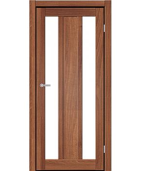 """Межкомнатные двери ART 05-03. Пленка ПВХ. Фабрика """"Art Door"""". Цвет орех"""