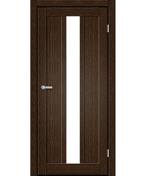 """Межкомнатные двери ART 05-04. Пленка ПВХ. Фабрика """"Art Door"""". Цвет каштан"""