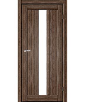 """Межкомнатные двери ART 05-04. Пленка ПВХ. Фабрика """"Art Door"""". Цвет зебрано"""