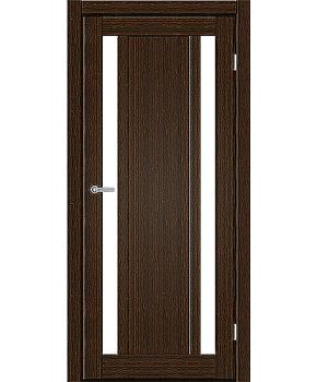 """Межкомнатные двери ART 05-05. Пленка ПВХ. Фабрика """"Art Door"""". Цвет каштан"""