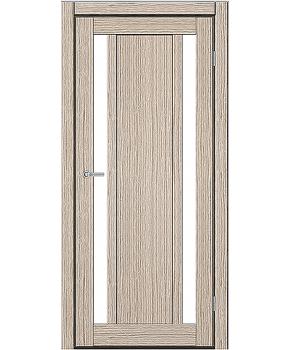 """Межкомнатные двери ART 05-05. Пленка ПВХ. Фабрика """"Art Door"""". Цвет беленый дуб"""