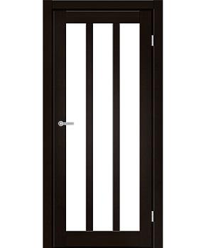 """Межкомнатные двери ART 06-02. Пленка ПВХ. Фабрика """"Art Door"""". Цвет венге"""
