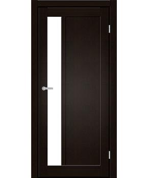 """Межкомнатные двери ART 06-04. Пленка ПВХ. Фабрика """"Art Door"""". Цвет венге"""