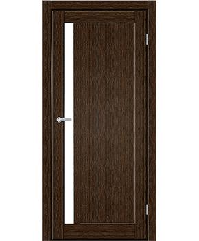 """Межкомнатные двери ART 06-05. Пленка ПВХ. Фабрика """"Art Door"""". Цвет каштан"""