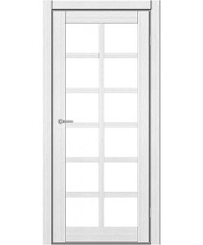 """Межкомнатные двери RTR 06. Пленка ПВХ. Фабрика """"Art Door"""". Цвет белый"""