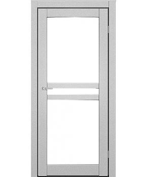 """Межкомнатные двери ART 07-02. Пленка ПВХ. Фабрика """"Art Door"""". Цвет металлик"""