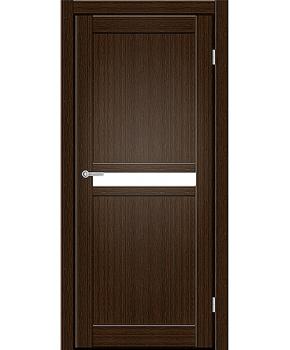 """Межкомнатные двери ART 07-04. Пленка ПВХ. Фабрика """"Art Door"""". Цвет каштан"""
