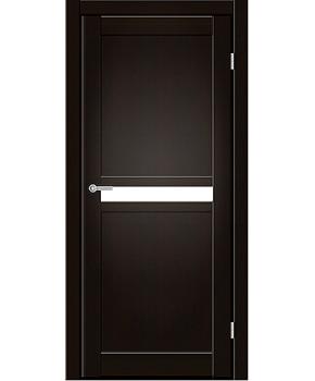"""Межкомнатные двери ART 07-04. Пленка ПВХ. Фабрика """"Art Door"""". Цвет венге"""