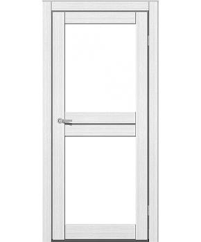"""Межкомнатные двери M 102. Пленка ПВХ. Фабрика """"Art Door"""". Цвет белый"""