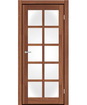 """Межкомнатные двери RTR 11. Пленка ПВХ. Фабрика """"Art Door"""". Цвет Дуб капучино"""