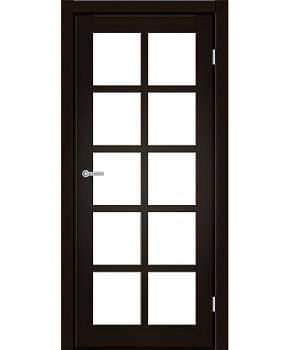 """Межкомнатные двери RTR 11. Пленка ПВХ. Фабрика """"Art Door"""". Цвет венге"""