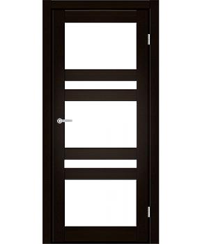 """Межкомнатные двери CTD 112. Пленка ПВХ. Фабрика """"Art Door"""". Цвет венге"""