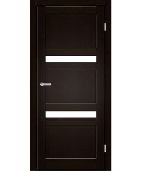 """Межкомнатные двери CTD 113. Пленка ПВХ. Фабрика """"Art Door"""". Цвет венге"""