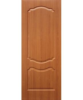 """Межкомнатные двери """"Прима"""" ПГ. Фабрика Омис. Покрытие пленка ПВХ. Цвет - дуб золотой"""