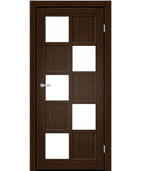 "Межкомнатные двери RTR 12. Пленка ПВХ. Фабрика ""Art Door"". Цвет каштан"