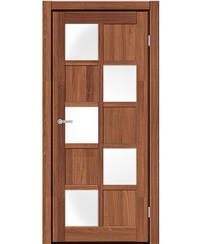 """Межкомнатные двери RTR 12. Пленка ПВХ. Фабрика """"Art Door"""". Цвет Дуб капучино"""