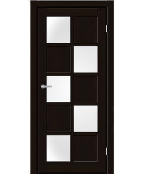 """Межкомнатные двери RTR 12. Пленка ПВХ. Фабрика """"Art Door"""". Цвет венге"""