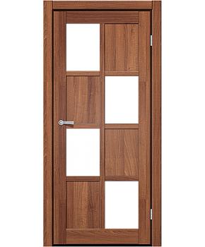 """Межкомнатные двери RTR 13. Пленка ПВХ. Фабрика """"Art Door"""". Цвет Дуб капучино"""