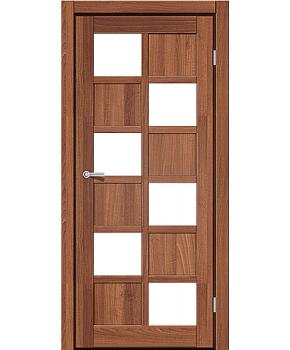 """Межкомнатные двери RTR 14. Пленка ПВХ. Фабрика """"Art Door"""". Цвет Дуб капучино"""
