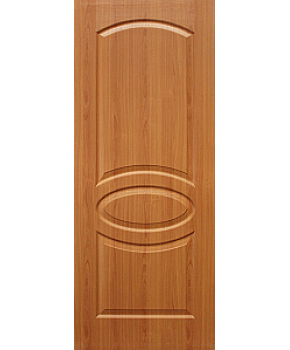 """Межкомнатные двери """"Лика"""" ПГ. Фабрика Омис. Покрытие пленка ПВХ. Цвет - дуб золотой"""