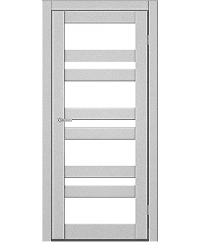 """Межкомнатные двери CTD 212. Пленка ПВХ. Фабрика """"Art Door"""". Цвет металлик"""