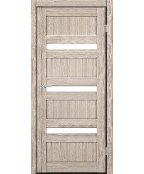 """Межкомнатные двери CTD 213. Пленка ПВХ. Фабрика """"Art Door"""". Цвет беленый дуб"""