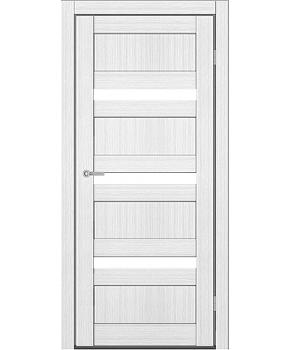 """Межкомнатные двери CTD 213. Пленка ПВХ. Фабрика """"Art Door"""". Цвет белый"""