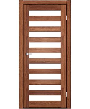 """Межкомнатные двери CTD 312. Пленка ПВХ. Фабрика """"Art Door"""". Цвет Дуб капучино"""