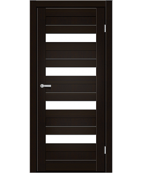 """Межкомнатные двери CTD 313. Пленка ПВХ. Фабрика """"Art Door"""". Цвет венге"""