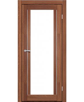 """Межкомнатные двери M 502. Пленка ПВХ. Фабрика """"Art Door"""". Цвет Дуб капучино"""