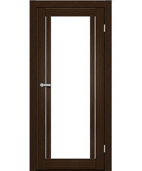 "Межкомнатные двери M 502. Пленка ПВХ. Фабрика ""Art Door"". Цвет каштан"