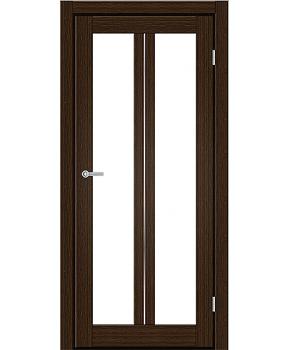 "Межкомнатные двери M 702. Пленка ПВХ. Фабрика ""Art Door"". Цвет каштан"