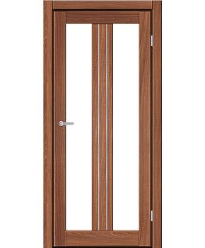 """Межкомнатные двери M 802. Пленка ПВХ. Фабрика """"Art Door"""". Цвет Дуб капучино"""