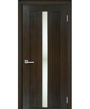 """Межкомнатные двери """"Римини"""" ПО. Фабрика Омис. Покрытие пленка ПВХ. Цвет - венге"""