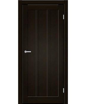 """Межкомнатные двери ART 05-01. Пленка ПВХ. Фабрика """"Art Door"""". Цвет венге"""