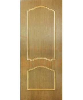 """Межкомнатные шпонированные двери """"Каролина"""" ПГ.  Фабрика Омис. Цвет - дуб тонированный натуральный"""