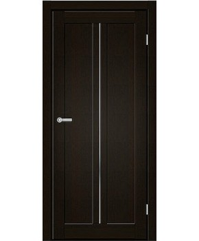 """Межкомнатные двери M 701. Пленка ПВХ. Фабрика """"Art Door"""". Цвет венге"""